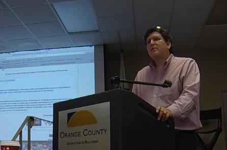 Orange County Listing Agent