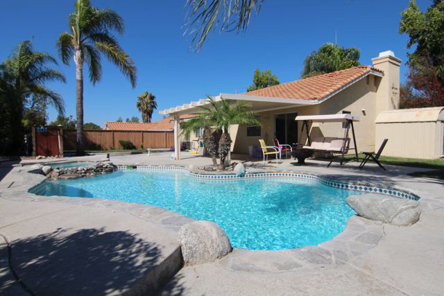 Single Level Temecula Pool Home