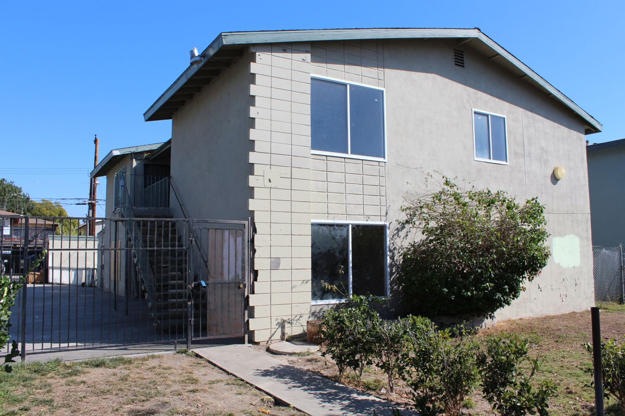 Four Unit Santa Ana Property