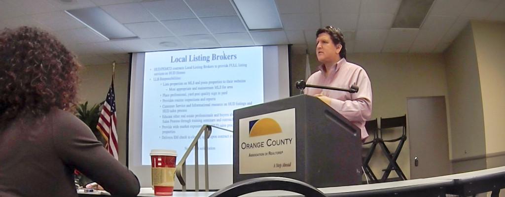 Orange County Association of Realtors Instructor