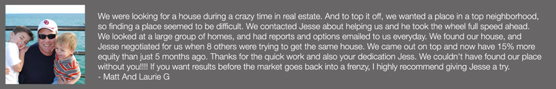 Mission Viejo Realtor Reviews