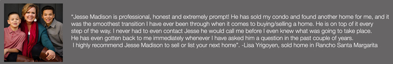 Best Orange County Realtor, Orange County Realtor reviews